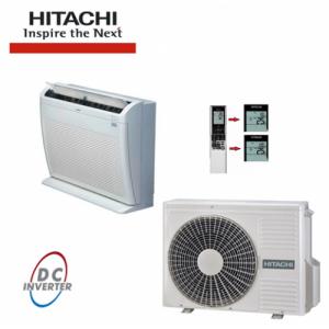 Hitachi-pardoseala