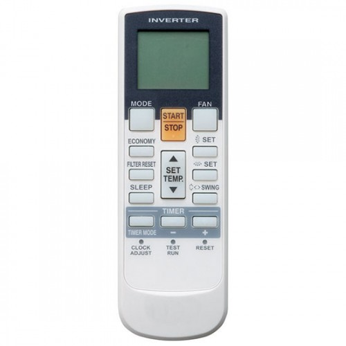 Fujitsu remote