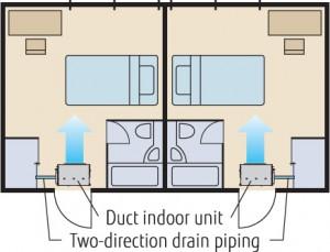 Fujitsu-duct2-drain